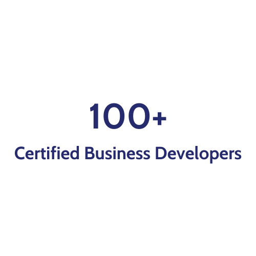 the business development school - certified business developers icon